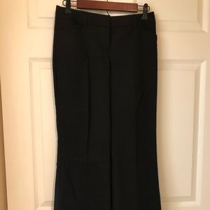 Express editor pants in size 0 short